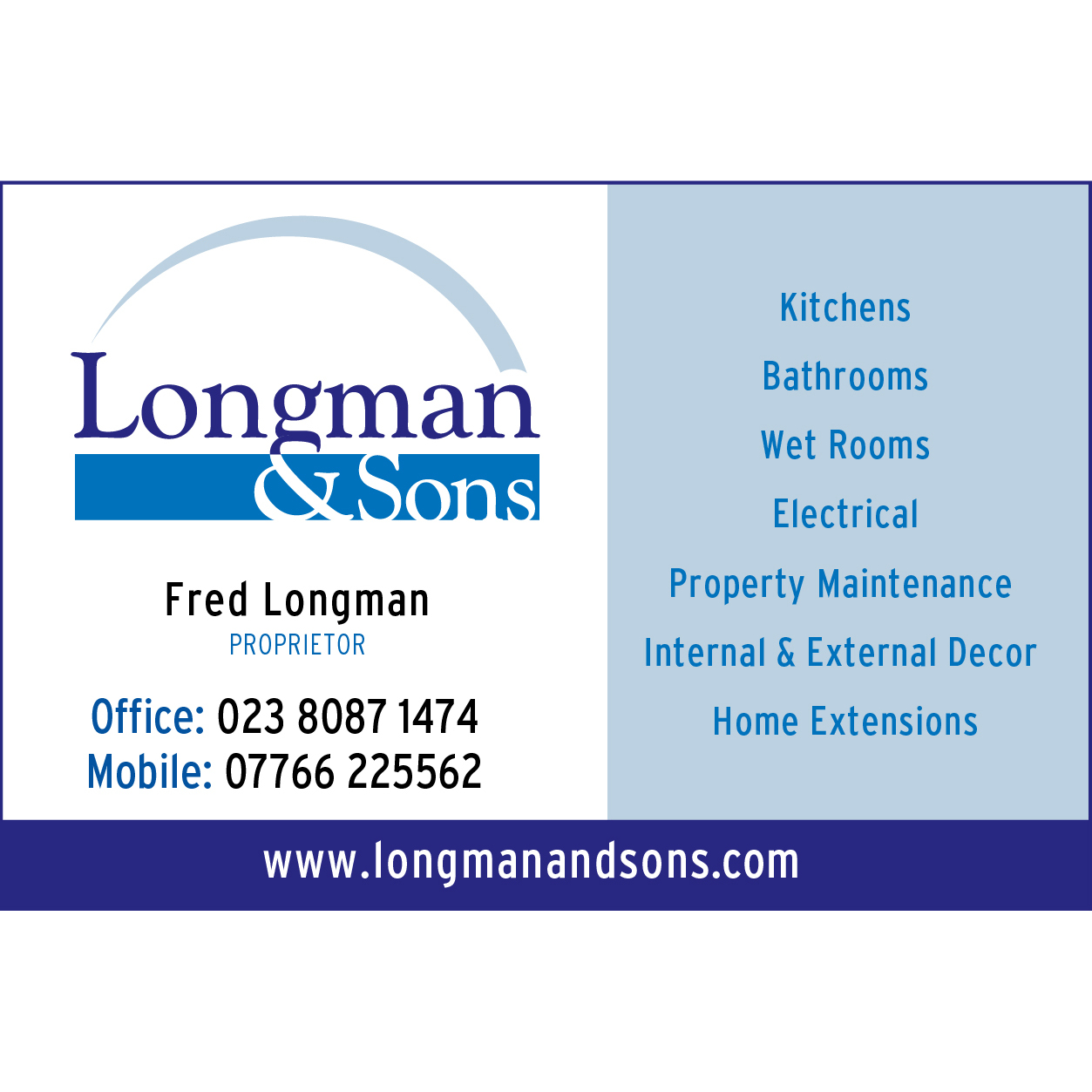 Longman and Sons